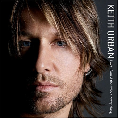 Keith Urban, Used To The Pain, Piano, Vocal & Guitar (Right-Hand Melody)