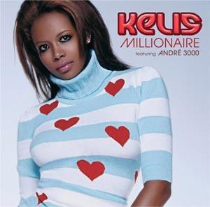 Kelis, Millionaire (feat. André 3000), Lyrics & Piano Chords
