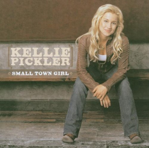 Kellie Pickler, I Wonder, Piano, Vocal & Guitar (Right-Hand Melody)