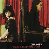 Kelly & Ozzy Osbourne Changes Sheet Music and PDF music score - SKU 110239