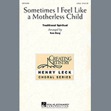 Ken Berg Sometimes I Feel Like A Motherless Child Sheet Music and PDF music score - SKU 51339