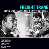 Kenny Burrell & John Coltrane Freight Trane Sheet Music and PDF music score - SKU 419181
