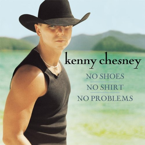 Kenny Chesney, Big Star, Piano, Vocal & Guitar (Right-Hand Melody)