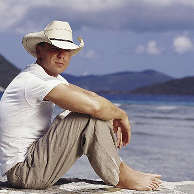 Kenny Chesney, Old Blue Chair, Piano, Vocal & Guitar (Right-Hand Melody)