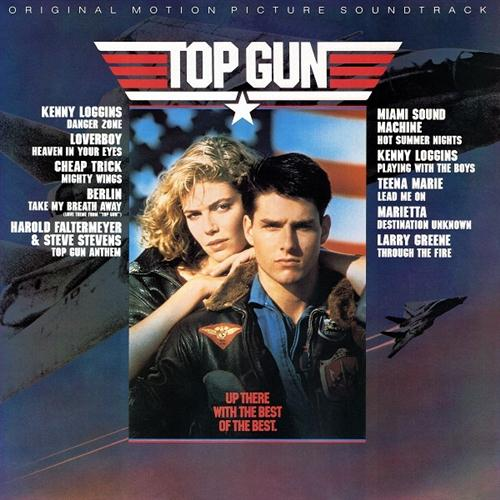 Kenny Loggins, Danger Zone, Piano, Vocal & Guitar (Right-Hand Melody)