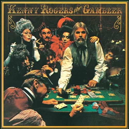 Kenny Rogers, The Gambler, Piano, Vocal & Guitar (Right-Hand Melody)