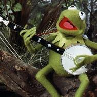 Kermit The Frog Bein' Green Sheet Music and PDF music score - SKU 57292