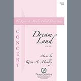 Kevin Memley Dream Land (arr. Christina Rossetti) Sheet Music and PDF music score - SKU 427699