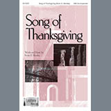 Kevin Memley Song Of Thanksgiving Sheet Music and PDF music score - SKU 430887