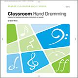 Kevin Mixon Classroom Hand Drumming Sheet Music and PDF music score - SKU 376683