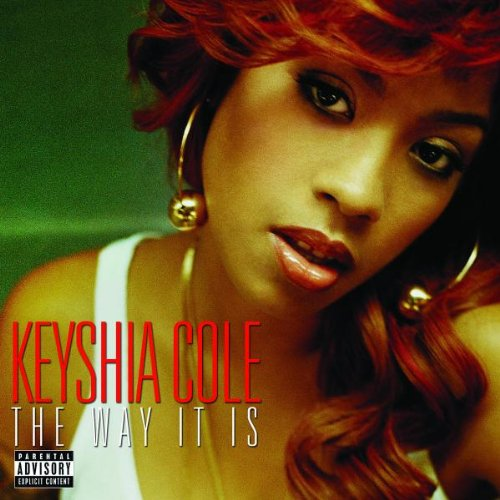 Keyshia Cole, Never, Piano, Vocal & Guitar (Right-Hand Melody)