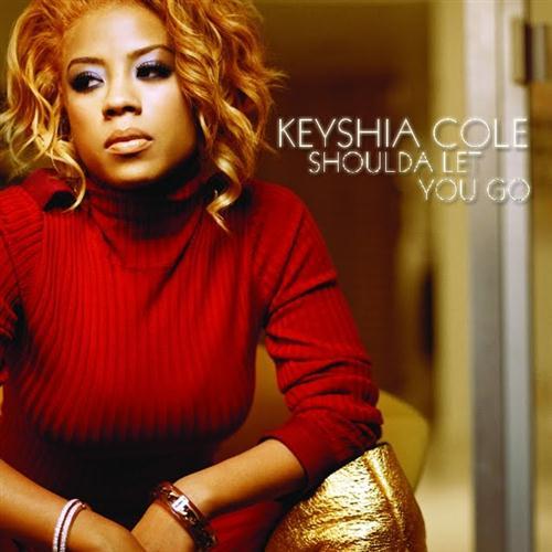 Keyshia Cole Introducing Amina, Shoulda Let You Go, Piano, Vocal & Guitar (Right-Hand Melody)