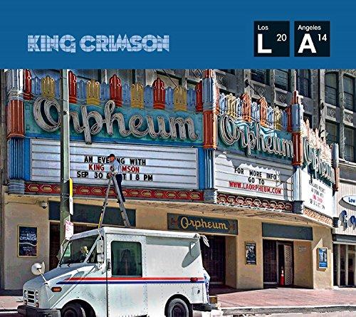 King Crimson, One More Red Nightmare, Lyrics & Chords