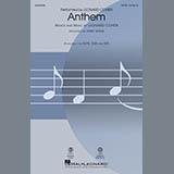 Leonard Cohen Anthem (arr. Kirby Shaw) Sheet Music and PDF music score - SKU 252654