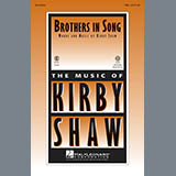 Kirby Shaw Brothers In Song Sheet Music and PDF music score - SKU 154411