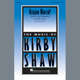Kirby Shaw Elijah Rock! Sheet Music and PDF music score - SKU 411052