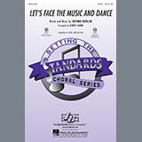 Kirby Shaw Let's Face The Music And Dance Sheet Music and PDF music score - SKU 289871