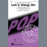 Kirby Shaw Let's Hang On Sheet Music and PDF music score - SKU 290055