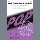 Kirby Shaw Old Time Rock & Roll Sheet Music and PDF music score - SKU 82287