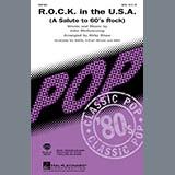 Kirby Shaw R.O.C.K. In The U.S.A. (A Salute To 60's Rock) Sheet Music and PDF music score - SKU 151386