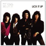 KISS Lick It Up Sheet Music and PDF music score - SKU 381746