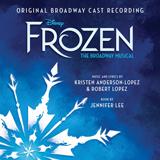 Kristen Anderson-Lopez & Robert Lopez True Love (from Frozen: the Broadway Musical) (Arr. Mac Huff) Sheet Music and PDF music score - SKU 403277