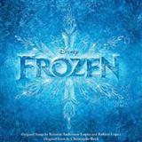 Kristen Bell & Idina Menzel For The First Time In Forever (from Disney's Frozen) Sheet Music and PDF music score - SKU 154085