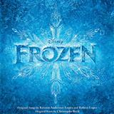 Kristen Bell & Santino Fontana Love Is An Open Door (from Disney's Frozen) Sheet Music and PDF music score - SKU 154094