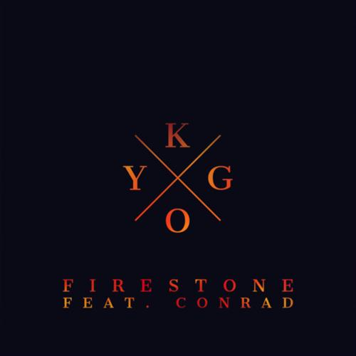 Kygo, Firestone (feat. Conrad Sewell), Piano, Vocal & Guitar (Right-Hand Melody)