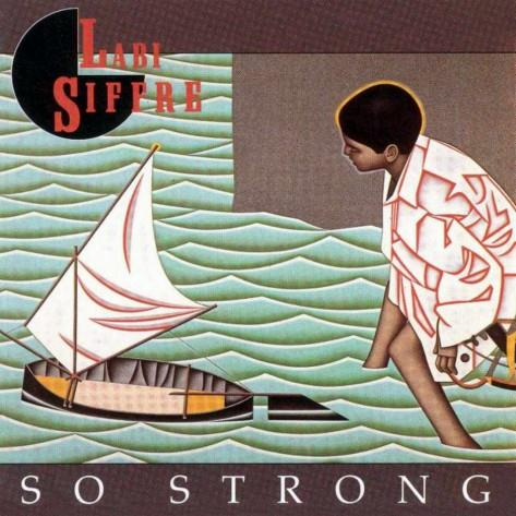 Labi Siffre, (Something Inside) So Strong (arr. Berty Rice), SSA