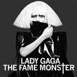 Lady Gaga Telephone Sheet Music and PDF music score - SKU 92538
