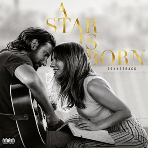 Lady Gaga & Bradley Cooper, Shallow (from A Star Is Born), Piano, Vocal & Guitar (Right-Hand Melody)