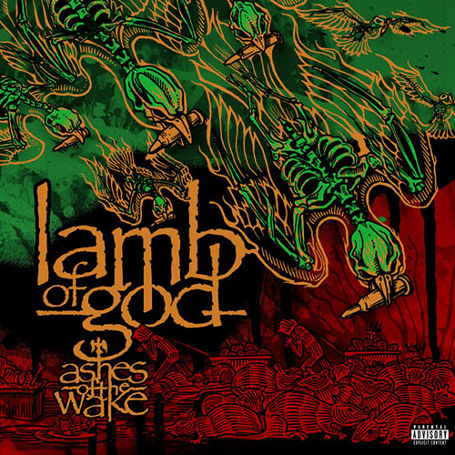 Lamb of God, Ashes Of The Wake, Guitar Tab