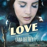 Lana Del Rey Love Sheet Music and PDF music score - SKU 180356