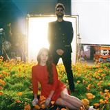 Lana Del Rey Lust For Life (feat. The Weeknd) Sheet Music and PDF music score - SKU 124377