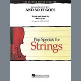 Larry Moore And So It Goes - Full Score Sheet Music and PDF music score - SKU 368447