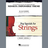 Larry Moore Mission: Impossible Theme - Violin 1 Sheet Music and PDF music score - SKU 368725