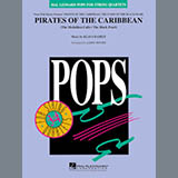Larry Moore Pirates of the Caribbean - Full Score Sheet Music and PDF music score - SKU 368649