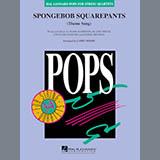 Larry Moore SpongeBob SquarePants (Theme Song) - Full Score Sheet Music and PDF music score - SKU 368558