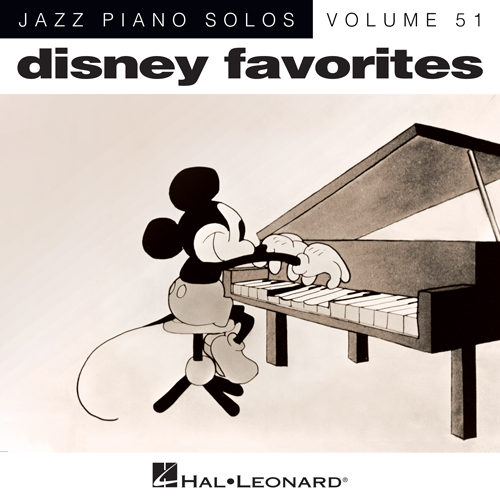 Larry Morey, I'm Wishing [Jazz version] (from Disney's Snow White And The Seven Dwarfs), Piano