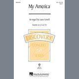 Laura Farnell My America (Choral Medley) Sheet Music and PDF music score - SKU 289204