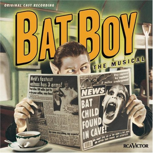 Laurence O'Keefe, Comfort And Joy (from Bat Boy The Musical), Piano, Vocal & Guitar