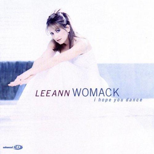 Lee Ann Womack with Sons of the Desert, I Hope You Dance, Piano (Big Notes)
