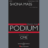 Lee R. Kesselman Shona Mass Sheet Music and PDF music score - SKU 89132