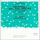 Lennie Niehaus Christmas Jazz Favorites #3 - 2nd Trombone Sheet Music and PDF music score - SKU 342878