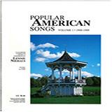 Lennie Niehaus Popular American Songs, Volume 1 - 1st Trumpet Sheet Music and PDF music score - SKU 458170