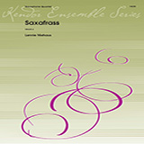 Lennie Niehaus Saxafrass - 1st Eb Alto Saxophone Sheet Music and PDF music score - SKU 368775
