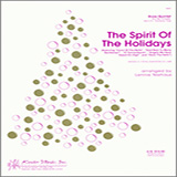 Lennie Niehaus The Spirit Of The Holidays - Horn in F Sheet Music and PDF music score - SKU 343513