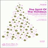 Lennie Niehaus The Spirit Of The Holidays - Trombone Sheet Music and PDF music score - SKU 343514