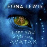 Leona Lewis I See You (Theme From Avatar) Sheet Music and PDF music score - SKU 163586